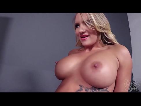 Cali Carter: Sexecutrix by Lady Fyre Femdom w/ Laz Fyre