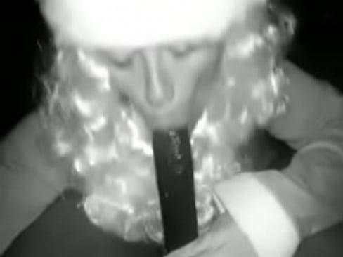 Mrs.Claus Sucking some dick
