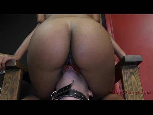 Mistress Sadie Santana Facesitting & Ass Worship