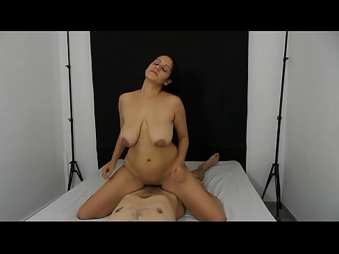 bouncing big boobs