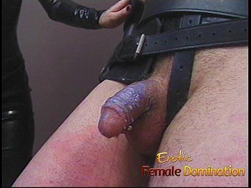 Saucy slut enjoys pleasuring this horny dude&rsquo_s throbbing meat pole