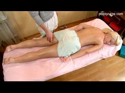Da Massagem Sex Para A Foda Porno