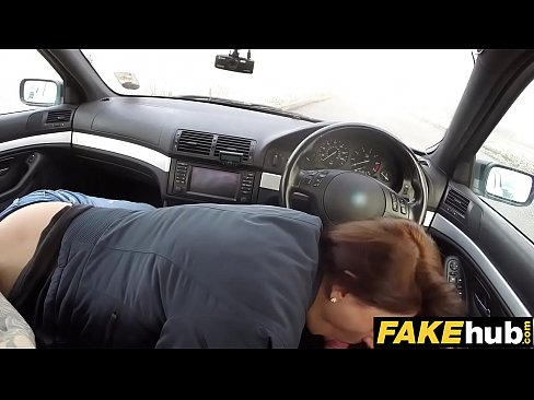 Fake Cop Anally probed by undercover agent