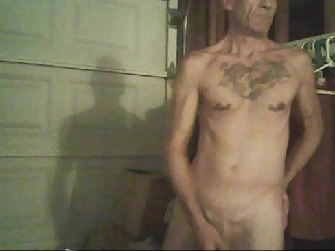 Video Do Careca Coroa Na Masturbação