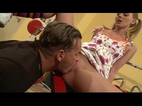 Imagen Sexo El Primer Dia Del Gym Chica 18