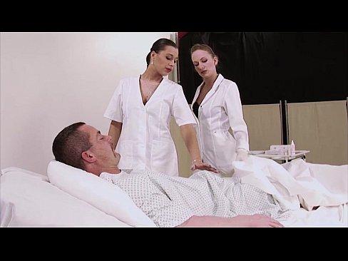 Kinky German nurses