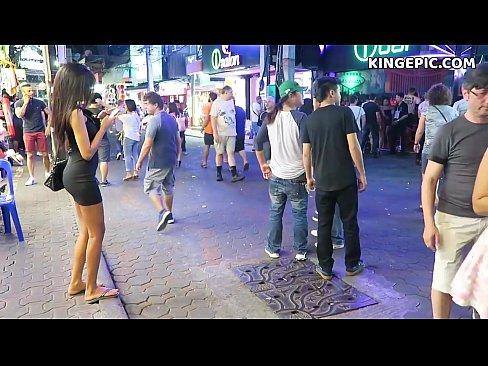 O mais quente da Tailandia