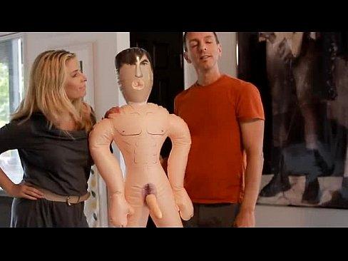 Tranny barbie free video
