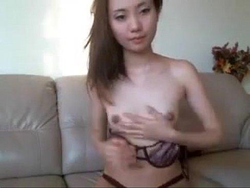 Asian Pleasing Herself - hotcamsasia.com