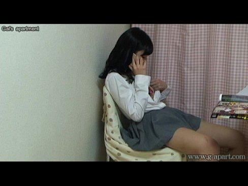 【JK動画】エロ本だけじゃガマンできずにテレフォンSEXしちゃう今どきJKを盗撮