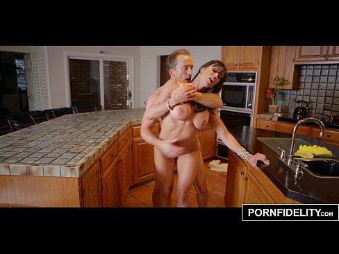 PORNFIDELITY - Kendra Lust Takes Multiple Cumshots