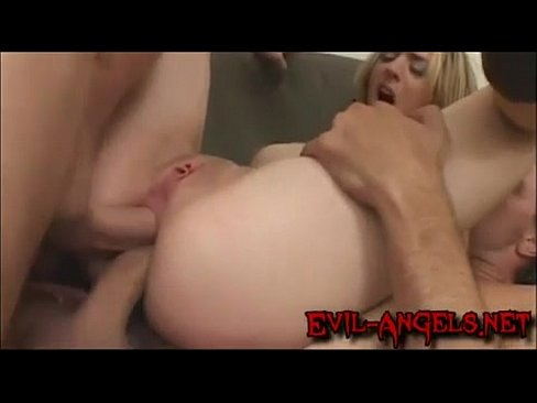anal sex fucked double wells brutally