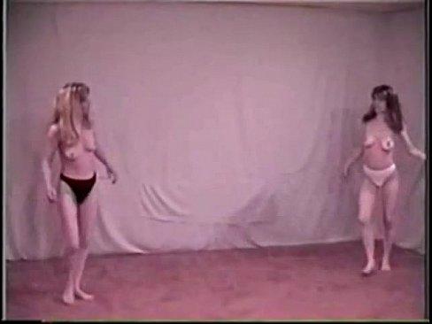 swinger girls wrestling mixed
