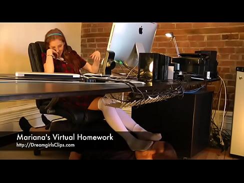 Mariana&#039_s Virtual Homework - www.clips4sale.com/8983/15719646