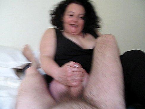 The erotic stump rub