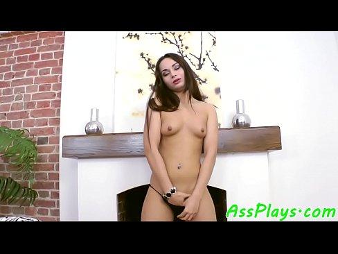 Assfucked euro babes riding cock