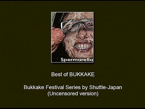 BF-00 Best of Bukkake Festival - Uncensored (www.spermarella.com)
