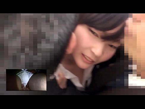 【JK動画】朝のラッシュで揉みくちゃにされてガチ痴漢されてる女子校生を盗撮