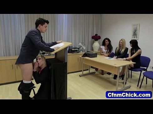 Judecatorul Are Parte De Un Oral De La Secretara Cand Da Sentinta