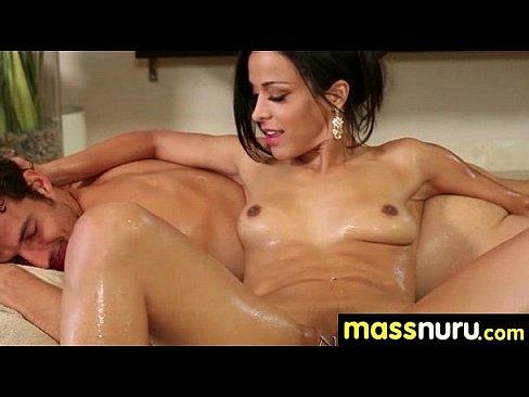 Nuru Massage Ends with a Hot Shower Fuck 28