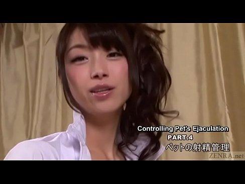 【無料エロ動画】スリムなタイツ白衣を着た女医がエロすぎなんだが♪