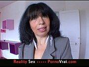 Picture FRENCH amateur Mature sex addict enculee a s...