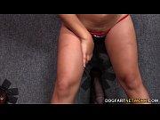 Picture Jessica Bangkok sucks black cocks through Gl...