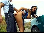 Picture Outdoor Sex - Anhalterin im Auto gefickt