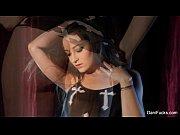 Picture Sexy Gothic Vampire Dani Daniels