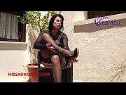 Picture Nylon Traum Miss Adrastea