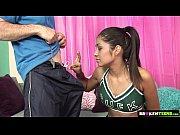Picture BrokenTeens Young Girl 18+ Cheerleader Bangs...