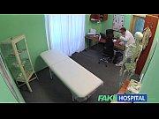 Picture Fake Hospital Sexual treatment turns gorgeou...