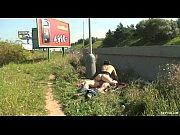Picture Naughty Couple Public Sex Roadside