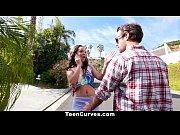 Picture TeenCurves - Curvy Caramel Skinned Hottie Fu...