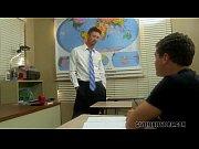 Novinho passivo fazendo sexo com o seu professor