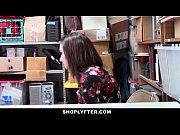 Picture Shoplyfter - Hot Slut Tries To Escape Got Fu...