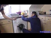 Picture UK mature in stockings fucks repair man
