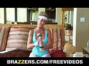 Picture Horny big-tit blonde yoga MILF Brandi Love t...