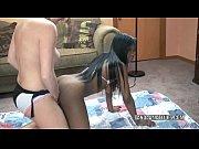 Picture Lesbian hottie Mariah fucks ebony slut Mercy...