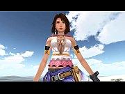 Picture Yuna Final Fantasy X 10 POV