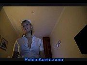Picture PublicAgent Anna Kournikova look a like fuck...