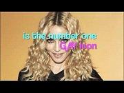 Picture Proper celebrity idolization of Madonna