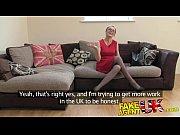 Picture FakeAgentUK Creampie for hot european girl t...