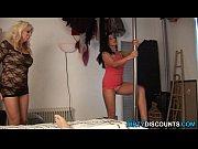 Picture Mature brit jerking off cock in trio pov