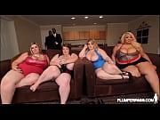 Picture 4 Busty BBWS Take on 1 Black Stud at BBW Fan...