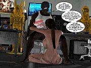 Picture 3D Comic: Clara Ravens 1