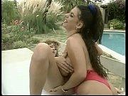 Picture Busty Tiziana Redford lesbian scene