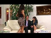 Picture Hotties April O Neil and Yurizan Beltran sha...