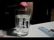 Picture Minha gozada no copo