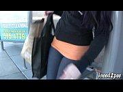 Picture Caroline Pierce pornstar wets her spandex in...